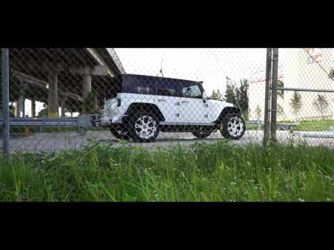 MC Customs | Jeep Wrangler • Forgiato