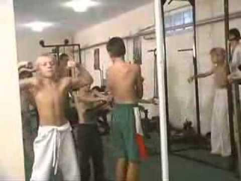 Workout Karate Boys