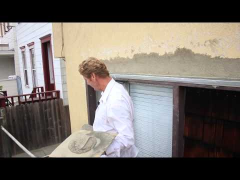 One Million views! Best stucco patching using same day stucco