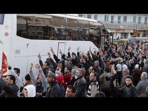 Στην Τουρκία μέσω Λιβάνου αντάρτες από την Συρία
