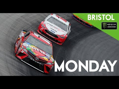 Video Monster Energy NASCAR Cup Series - Full Race - Food City 500 - Monday download in MP3, 3GP, MP4, WEBM, AVI, FLV January 2017