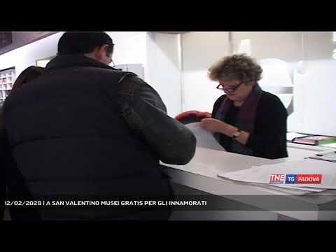 12/02/2020 | A SAN VALENTINO MUSEI GRATIS PER GLI INNAMORATI