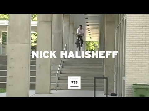 Nick Halisheff on WTP