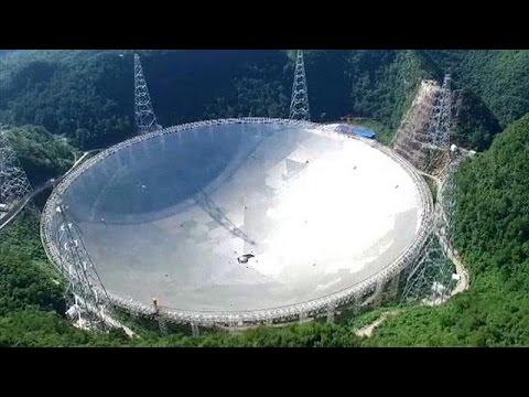Κίνα: Σε λειτουργία το μεγαλύτερο ραδιοτηλεσκόπιο στον κόσμο