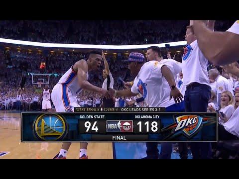 [Playoffs Ep. 24/15-16] Inside The NBA (on TNT) Full Episode - OKC Thunder Win Game 4 vs. Warriors