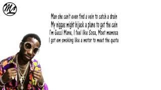 Gucci Mane & Future - Selling Heroin (Lyrics)