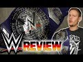 WWE Cruiserweight Championship Replica Review | WWE Nerdstuff