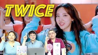 트와이스(TWICE) '웨이크 미 업(Wake Me Up)' MV를 본 연예부 기자들