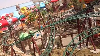 Smurf Village Express is a cute Gerstlauer junior roller coaster that opened at Motiongate Park in Dubai in 2017. The ride is based on the fifth album of the...