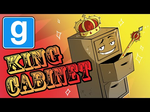 King - The king of the cabinets. I'm playing Garry's Mod Prop Hunt with the magnificent Hat Films, the ever-loud Turps, the scheming Lewis and the (p)fantastic Pyrion! If you want to also play Prop...