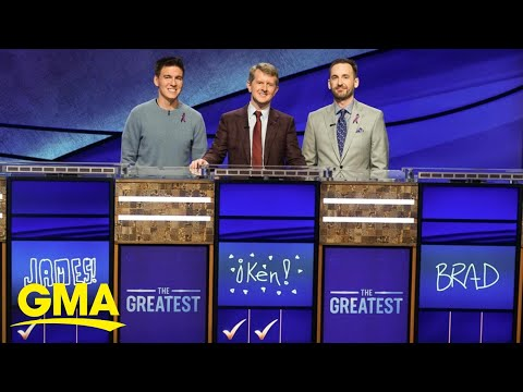 Ken Jennings reveals his reaction to being asked to return to 'Jeopardy!' l GMA