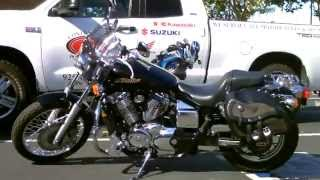7. Contra Costa Powersports-Used 2006 Honda Shadow Spirit VT750 V-twin cruiser motorcycle