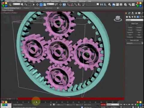 Download 3ds Max Epicyclic Gear (Tutorial).3gp .mp4 MyAbsu.Com.Ng