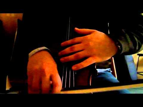 violin-viola / Far-off / Santiago Díez Fischer