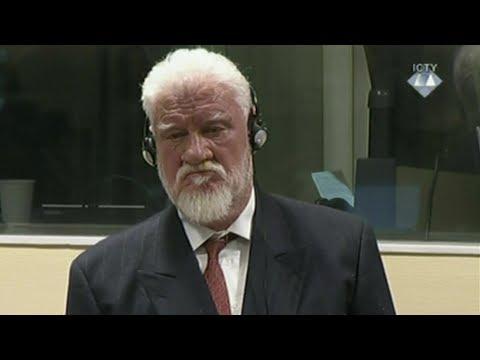 UN-Kriegsverbrechertribunal: Angeklagter schluckt G ...