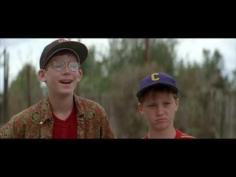 """The Sandlot(1993) - """"You play ball like a girl!"""""""