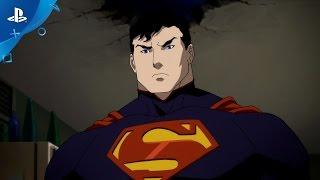 Nonton Playstation Video Presents  Justice League Dark Clip Film Subtitle Indonesia Streaming Movie Download