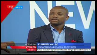 KTN Leo: Kurunzi ya Leo, Suala la kuchapisha majina ya watu kwa mitihani, 19/10/2016