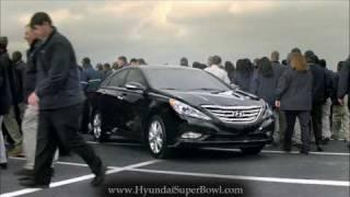 [HD] 2010 Super Bowl Commercial   New Hyundai Super Bowl 44 XLIV Ad   Hyundai Body Pass 2011 Sonata
