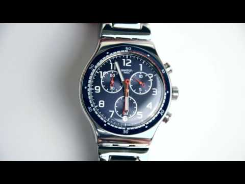 SWATCHOUR YVS426G youtube.com