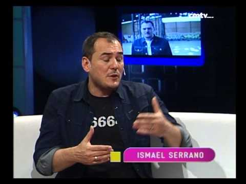 Ismael Serrano video Entrevista - Estudio CM - Octubre 2014