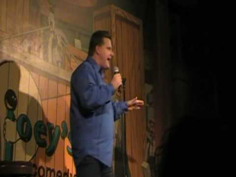 Tom Massey @ Joey's Comedy Club 2009 (Part 2)