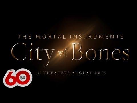 """City Of Bones"" The Mortal Instruments Movie Coming 2014 - 60SR"