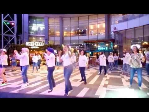 Goyang Tobelo Line Dance - Live Music By Gpro Band