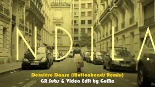 Indila   Dernière Danse Muttonheads Remix