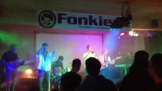 Video Fonkienz - Varský bary - live 2015