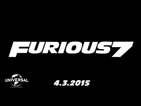 Furious 7 (Sneak Peek 'Car Jump')