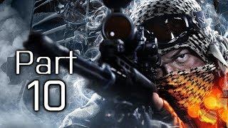 Battlefield 4 Gameplay Walkthrough Part 10 - Campaign Mission 7 - Tashgar (BF4)