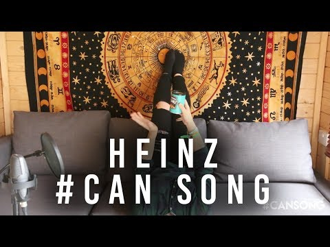 Heinz Bean Can Song Challenge! | Ad