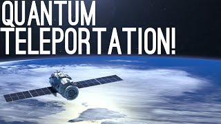 Download Video Quantum Teleportation From Space Achieved by China! MP3 3GP MP4