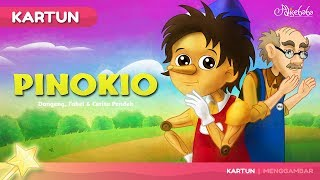 Download Video Pinokio Cerita Untuk Anak anak - Animasi Kartun Bahasa Indonesia MP3 3GP MP4