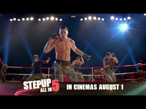 Step Up All In (UK TV Spot 'Unite')