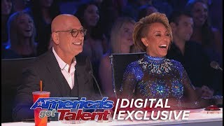 AGT Recap: Quarter Finals Pt. 1 - America's Got Talent 2017 (Extra)