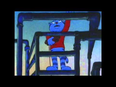 Memories Of Fritz The Cat - The First ADULT Animated Movie