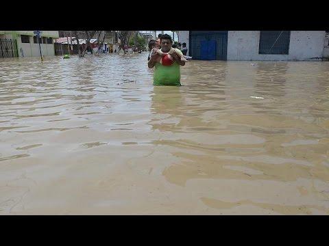 Περού: Υδάτινος εφιάλτης