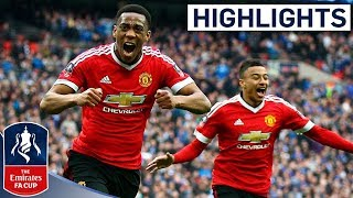 Video Everton 1-2 Manchester United | Martial Wins it For United! | Emirates FA Cup 2015/16 (Semi-Final) MP3, 3GP, MP4, WEBM, AVI, FLV Januari 2019