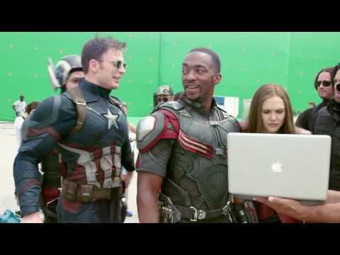 The Making of Team Cap – Marvel's Captain America: Civil War