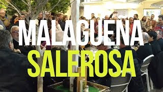 Душевная песня на испанском Malagueña salerosa