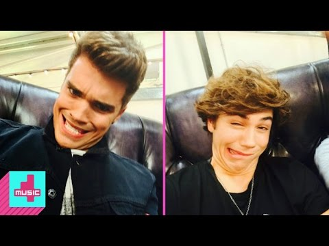 Union J: Selfie Wars