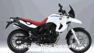 8. 2010 BMW F 650 GS Specs & Details