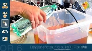 Régénérateur d'huile OR 6   Oil Plus