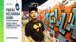 Video PUASA KELUARGA KAMI - WENDI CAGUR GAMBAR DI ACARA STELLAR FEST MP3, 3GP, MP4, WEBM, AVI, FLV Maret 2019
