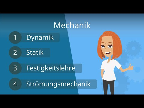 Mechanik (technische Mechanik)