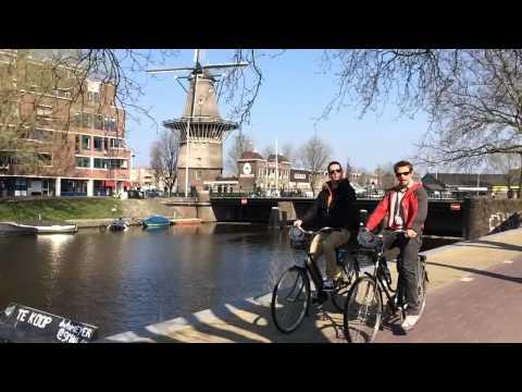 Holland Räder in Amsterdam