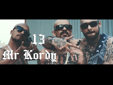 Mr Kordy - 13 (Official Music Video)