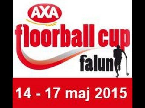 AXA FLOORBAL CUP FINÁLE B13 - FALUN 2104